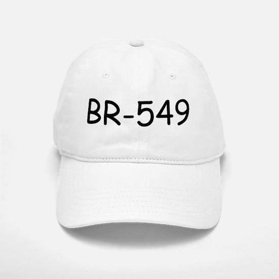 BR-549 Baseball Baseball Cap
