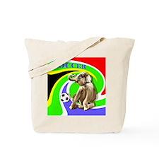 World Cut Soccer - Tote Bag