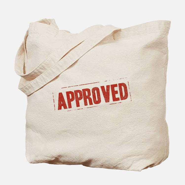 Approved Tote Bag