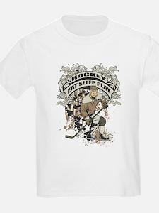 Eat, Sleep, Play Hockey T-Shirt