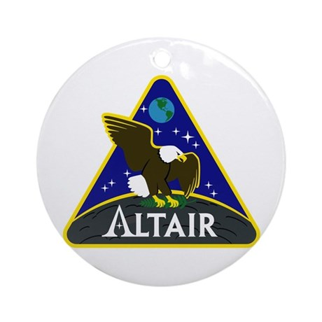 Project Altair Ornament (Round)