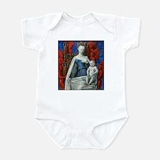 Madonna and Child Infant Bodysuit