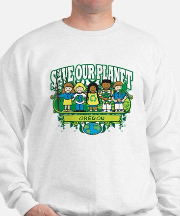Earth Kids Oregon Sweatshirt