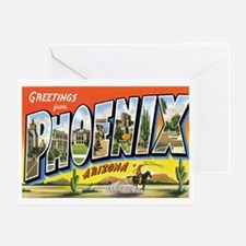 Phoenix Arizona Greeting Card