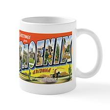 Phoenix Arizona Small Mug