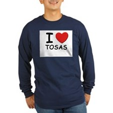 I love TOSAS T