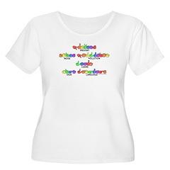 Prevent Noise Pollution CC T-Shirt