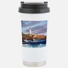Peggy's Cove Lighthouse Stainless Steel Travel Mug