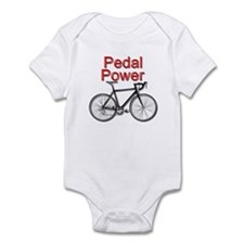 Bike Commuter Infant Bodysuit