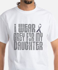 I Wear Grey For My Daughter 16 Shirt