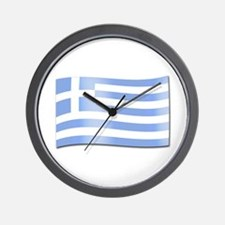 Forever Greek Wall Clock