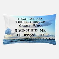 PHIL 4:13 VERSE Pillow Case