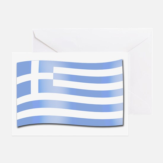 Forever Greek Greeting Card