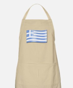 Forever Greek BBQ Apron