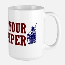 Support Your Local Piper Mug
