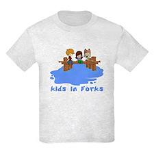 Kids in Forks T-Shirt