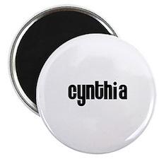 "Cynthia 2.25"" Magnet (10 pack)"
