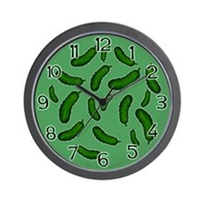 Pickles Wall Clock