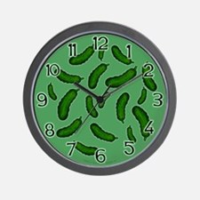 Pickles Wall Clock