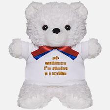This Halloween Teddy Bear