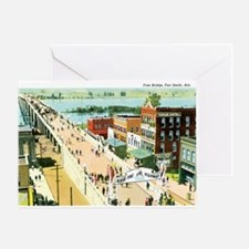 Fort Smith Arkansas Greeting Card