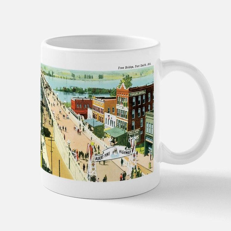 Fort Smith Arkansas Mug
