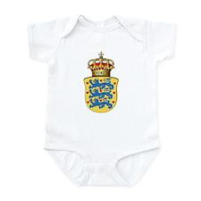 Danish crest Infant Bodysuit