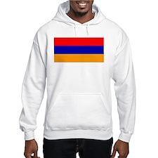 Armenian Flag Hoodie