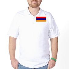 Armenian Flag T-Shirt