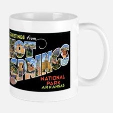 Hot Springs Arkansas Mug
