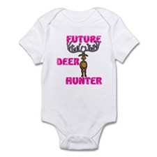Future Deer Hunter Infant Bodysuit