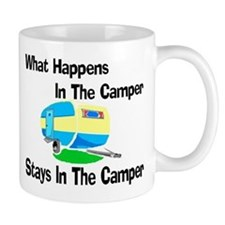 What Happens In The Camper Mug