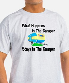 What Happens In The Camper T-Shirt