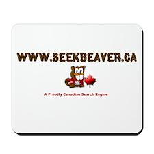 Seekbeaver Mousepad