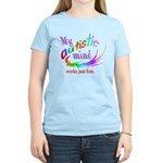 My Autistic Mind Women's Light T-Shirt