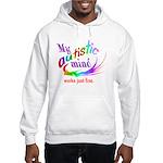 My Autistic Mind Hooded Sweatshirt