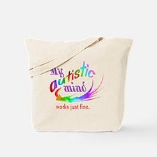 My Autistic Mind Tote Bag