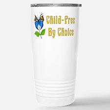 Child-Free By Choice Travel Mug