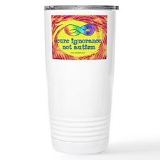 Cure Ignorance Travel Mug