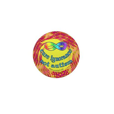 Cure Ignorance Mini Button (100 pack)
