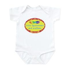 Cure Ignorance Infant Bodysuit