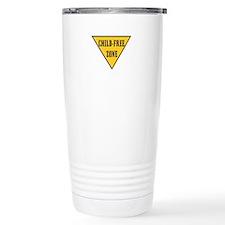 Child-Free Zone Travel Mug