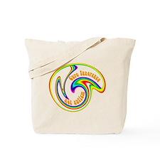 Cure Ignorance (Rainbow) Tote Bag