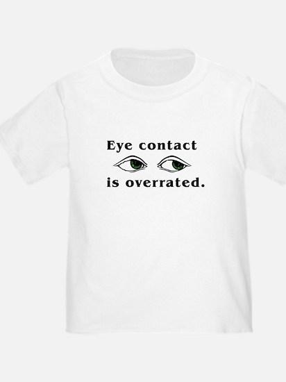 Eye Contact T