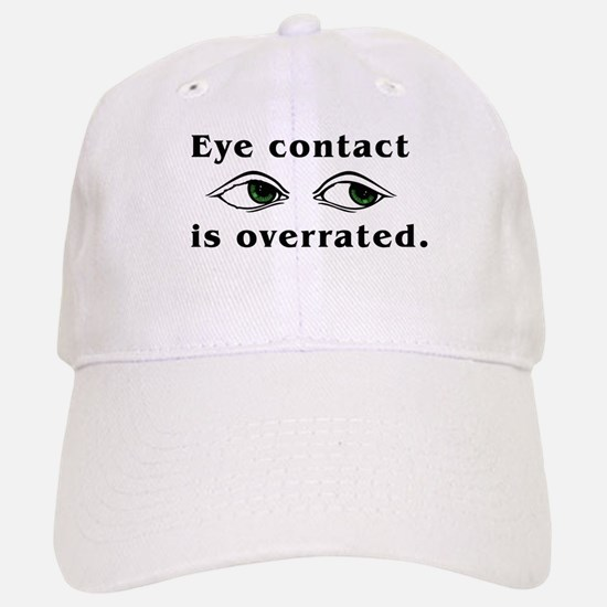 Eye Contact Baseball Baseball Cap