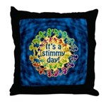 It's a Stimmy Day Throw Pillow