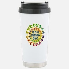It's a Stimmy Day Stainless Steel Travel Mug