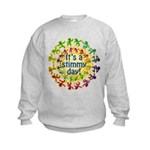 It's a Stimmy Day Kids Sweatshirt