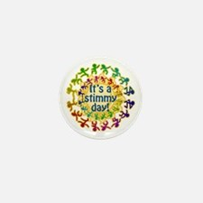 It's a Stimmy Day Mini Button (10 pack)
