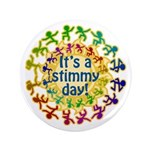 "It's a Stimmy Day 3.5"" Button (100 pack)"